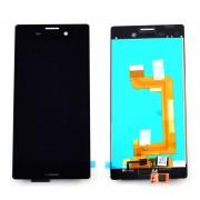 Модуль-дисплей Sony Xperia M4 Aqua E2312/E2333/E2363 черный (ОРИГИНАЛ)