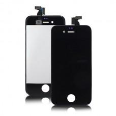 Модуль-дисплей для IPhone 5S черный AAA