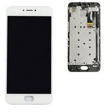 Модуль-дисплей для MEIZU PRO 6/6s белый
