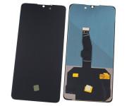 Модуль (дисплей + тачскрин) для Huawei P30 (ELE-L29) черный (Premium LCD)