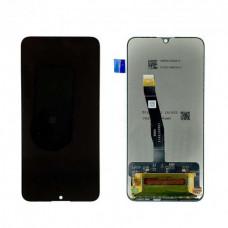 Модуль (дисплей + тачскрин) для Huawei P Smart 2019 (POT-LX1) черный (ORIG)