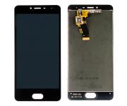 Модуль (дисплей + тачскрин) для Meizu M3S Y685 черный (TFT)