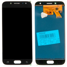 Модуль (дисплей + тачскрин) для Samsung Galaxy J5 (2017) (SM-J530F) черный OLED