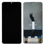 Модуль (дисплей + тачскрин) для Xiaomi Redmi Note 8 Pro (M1906G7G) черный