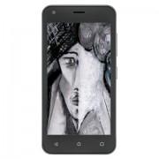 Модуль (экран + сенсорное стекло в сборе)-б/у- Fly FS454 Nimbus 8 + динамик разговорный черный