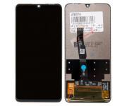 Модуль (тачскрин + экран) Huawei P30 Lite / Honor 20S, черный