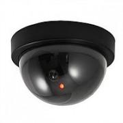 Муляж камеры видеонаблюдения  (купольная) с LED индикатором, 6688
