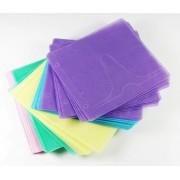 Мягкий конверт на 2 CD с перфорацией цветной        [1606 24-3]