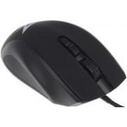 Мышь проводная ZET Duel черный
