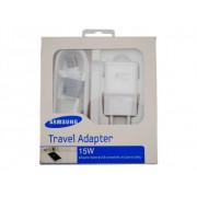 Набор СЗУ-1USB Samsung S6 + кабель (hi-copy) в упаковке