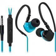 Наушники Defender OutFit W770 черный+голубой, 63771