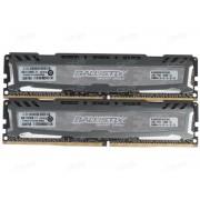 Оперативная память Ballistix Sport LT [BLS2C4G4D240FSB] 8 ГБ (DDR4 х 2 4 ГБ, 1600 МГц, 1866 МГц, 2133 МГц, 2400 МГц, PC1
