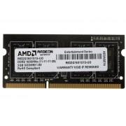 Оперативная память SODIMM DDR3 1600 МГц AMD [R532G1601S1S-UO/UGO] 2 ГБ