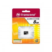 Память Transcend (MicroSDHC) 8 Gb class 6