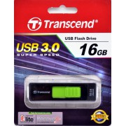 Память USB 3.0 Flash Transcend 16 Gb JetFlash 760 black