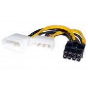 Переходник FinePower Molex х2 - 6-pin