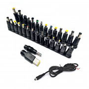Переходник для зарядного устройства (34 шт + кабель)