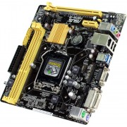 Плата ASUS LGA1150 H81M-R H81 2xDDR3-1600 PCI-Ex16 DVI/DSub 8ch 2xSATA 2xSATA3 2xUSB3 GLAN mATX