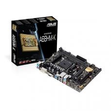 Плата Asus Socket-FM2+ A68HM-K 2xDDR3 1xPCI-Ex16 DVI/DSub SATA 3 USB3 mATX