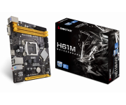 Плата Biostar H61MHV2 LGA1155 H61MHV2 2xDDR3-1600 PCI-Ex16 DSub/HDMI SATA2 mATX