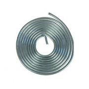 Припой ПОС-61 без канифоли d=0,8мм (L=1м) спираль
