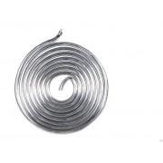 Припой ПОС-61 без канифоли d=2мм (L=0,5м) спираль
