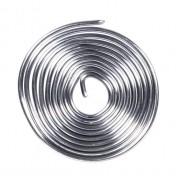 Припой ПОС-61 без канифоли d=3мм (L=0,5м) спираль