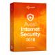 Продление Avast Internet Security 2018 (лицензия для 1 ПК,длительностью 2 года)