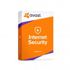 Продление Avast Internet Security Nitro (лицензия для 3 ПК, длительностью 2 года)