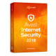 Продление Avast Internet Security (лицензия для 5 ПК, длительностью 1 год)
