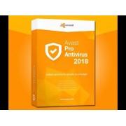 Продление Avast Pro Antivirus (лицензия для 1 ПК, 1 год)