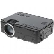 Проектор Rombica Ray W1800 (800x480, 1800 lm, 1500:1, VGA, HDMI, USB, Wi-Fi, 2Вт)