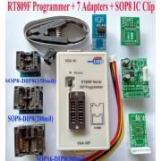 Программатор RT809F (считывание и запись прошивок через VGA, HDMI и переходники)