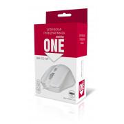 Проводная мышь USB Smartbuy ONE 352 белая, (SBM-352-WK)