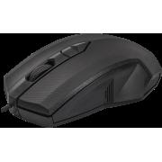Проводная опт мышь Defender Guide MB-751, 3 кнопки, 1000 dpi, черный, 52751