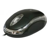 Проводная оптическая мышь Defender #1 MS-900 черная, 3 кнопки, 52900