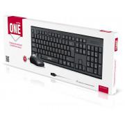 Проводной набор (клавиатура + мышь) Smartbuy SBC-227367, черный, (SBC-227367-K)