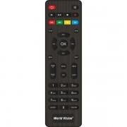 Пульт для ТВ приставок World Vision Т129/Т62А/Т62D/Т62М