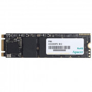 SSD накопитель Apacer AS2280P2 TLC 3D NAND (M.2, 2280, R1350/W480MB/s) 120ГБ