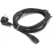 Сетевой кабель для монитора (разъем C13) 1,5м