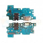 Шлейф / плата Samsung Galaxy A30 SM-A305F на системный разъем (нижняя плата) / (ORIG)