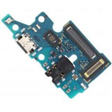 Шлейф для Samsung A715 A71 на системный разъем