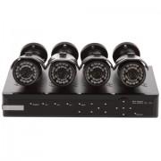Системы видеонаблюдения KGUARD NS801-4CW214H DVR H.264 8кан.+4кам.