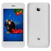 Смартфон - б/у - Fly FS407 Stratus 6 - 2сим, 2 МП, 4 Гб, 512 Мб ОЗУ,  3G, Wi-Fi, Bluetooth, 1300 мА?ч белый
