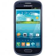 Смартфон - б/у - Samsung S3 mini GT-i8190 - 1им, 5 МП, 8 Гб,  3G, Wi-Fi, Bluetooth, GPS,  усиленная батарея 3200 мА?ч