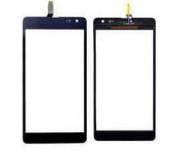 Тачскрин Microsoft Lumia 535/535 Dual Sim/RM-1089/RM-1090 черный (REV.CT2C1607FPC-A1-E)