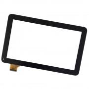 Тачскрин (сенсорное стекло) hc257159a1 fpc032h v1.0 / PB101A2595 Irbis TZ21, черный