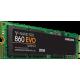 Твердотельный накопитель SSD M2 2280 250Gb Samsung 860 EVO MZ-N6E250BW (R550/W520MB/s)