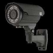 Видеокамера ST-1046 (версия 1), цветная 2-in-1 (2 режима работы: Analog/AHD), уличная, с ИК подсветкой, с вариофок.объек