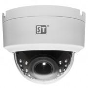 Видеокамера ST-1047 (версия 3),(1/4 CMOS OV9732,2,8-12mm(73-23,4 гр),цветная,Купольная 4-in-1 AHD/Analog/TVI/CVI,ИК,1МП